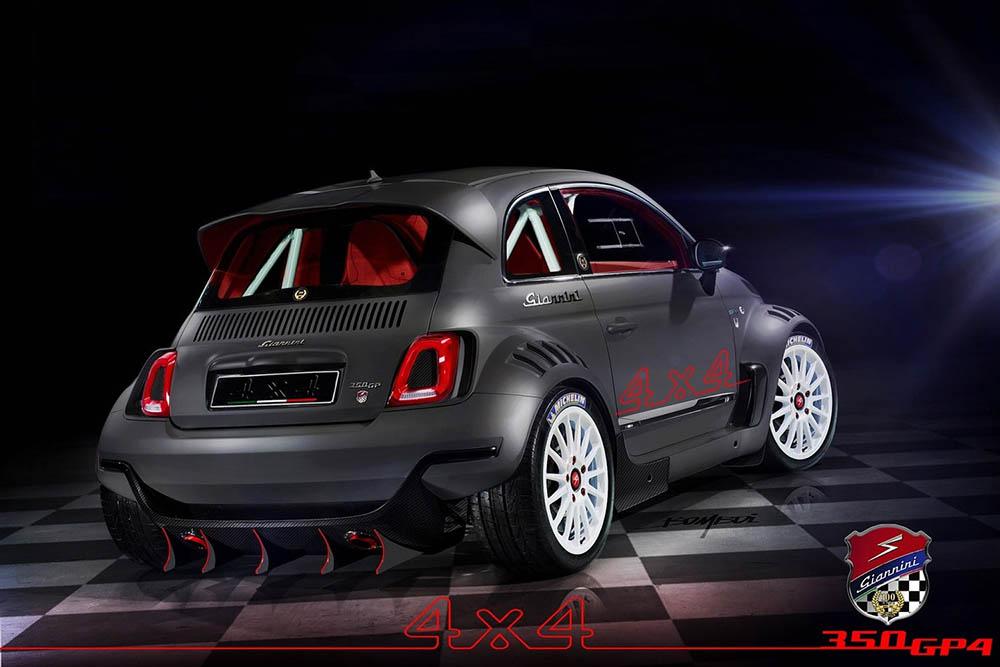 Fiat 350 GP4