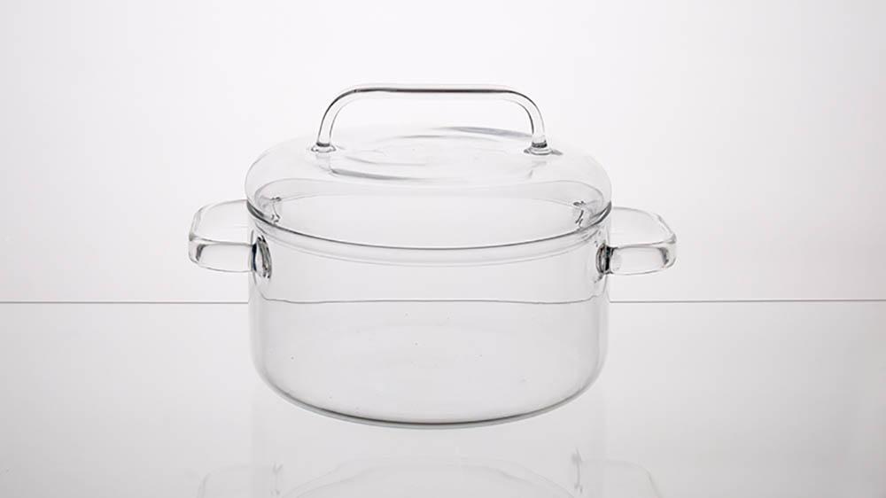 Fority glazen potten