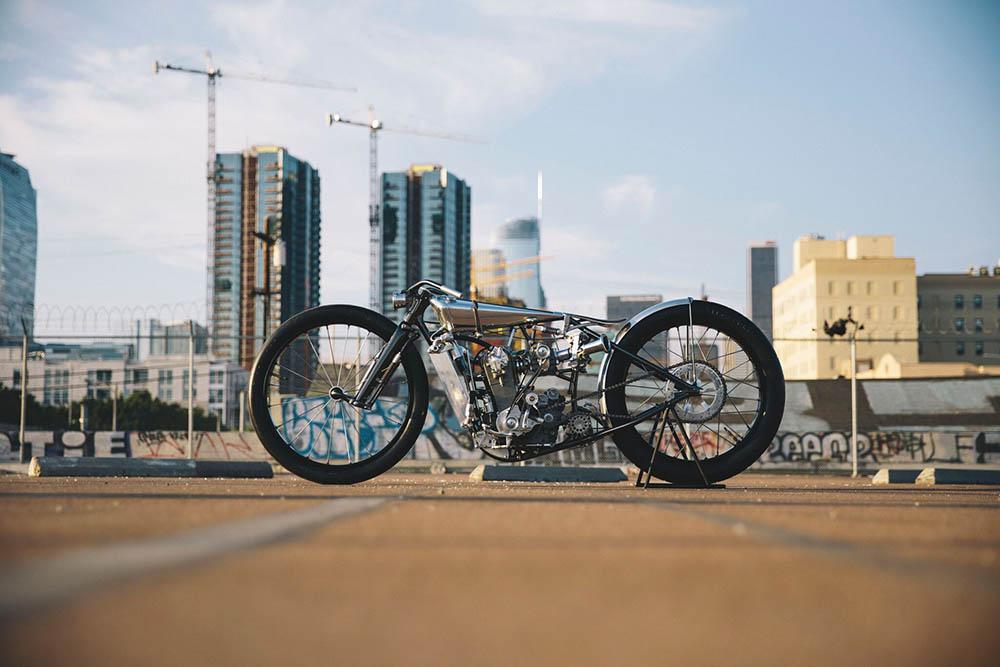 Hazam Supercharged KTM motorfiets