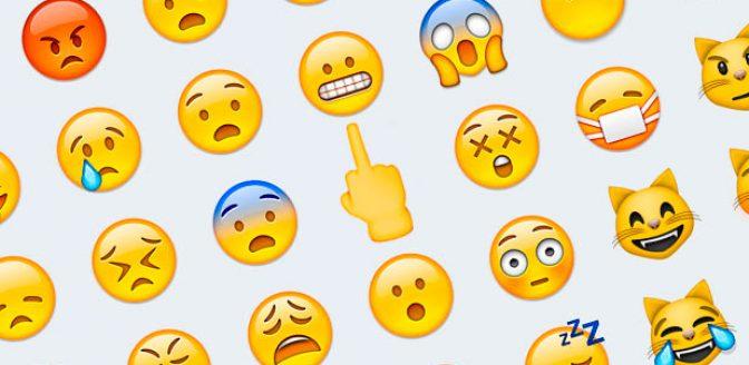 Apple iOS Emoji