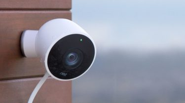 Nest Cam Outdoor beveiligingscamera