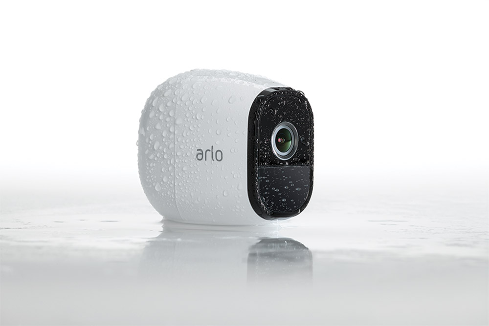 Netgear Arlo Pro beveiligingscamera's
