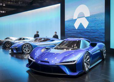 Startup Nio Komt Met Elektrische Suv Met Meer Features Tesla Model X