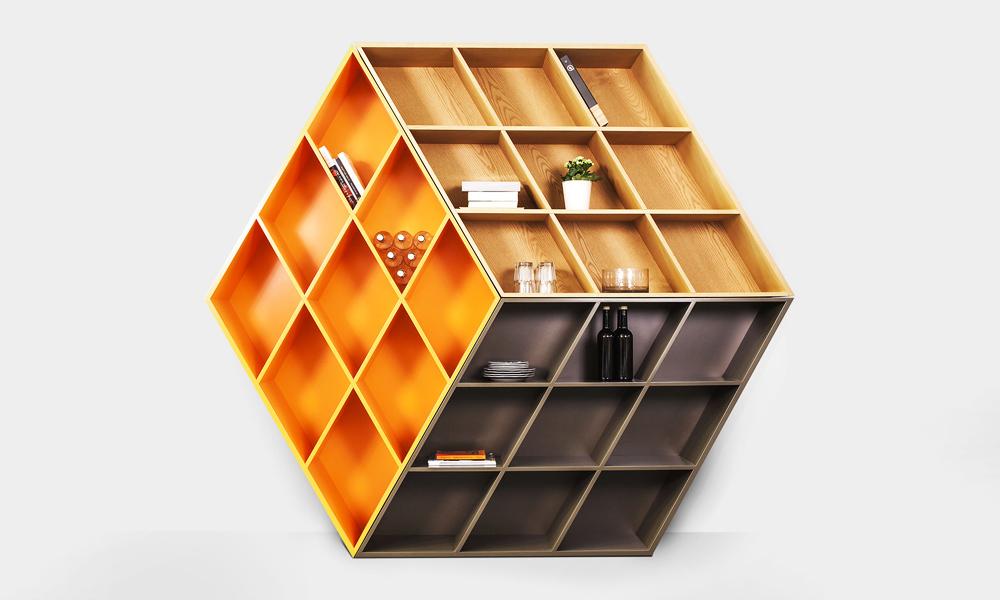 Rubika boekenkast