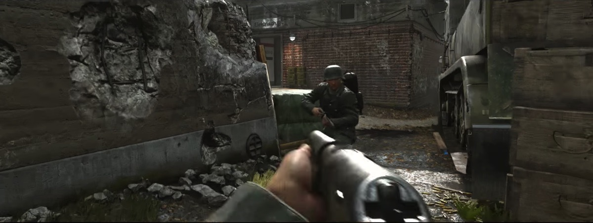 Call of Duty WWII DLC 1