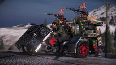 Dead Rising 4 Frank's Big Package screenshots 3
