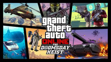 GTA Online the doomsday heist