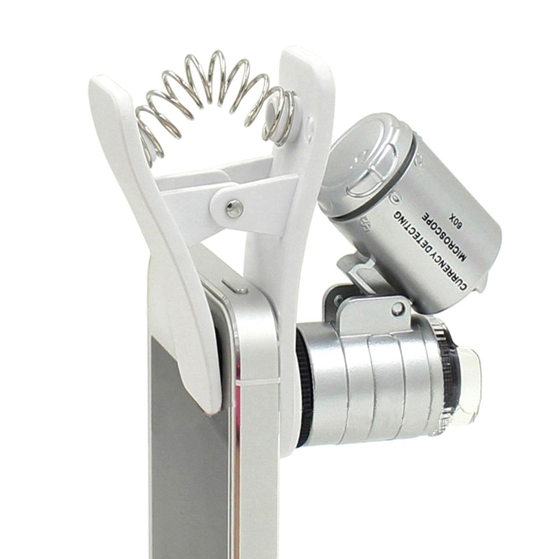 Smartphone microscoop