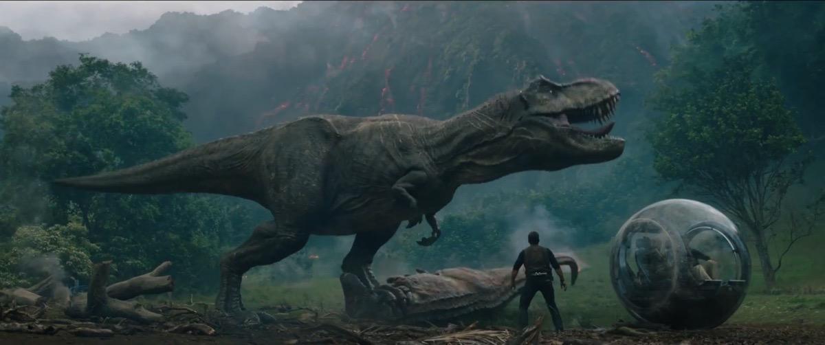 Eindelijk De eerste Jurassic World