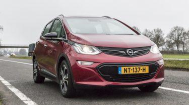 Opel Ampera-e review exterieur