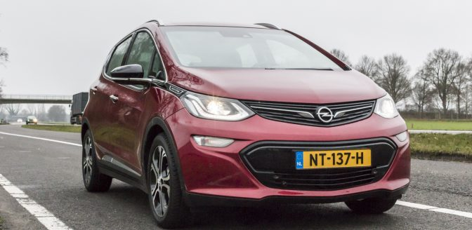 Opel Ampera-e review exterieur