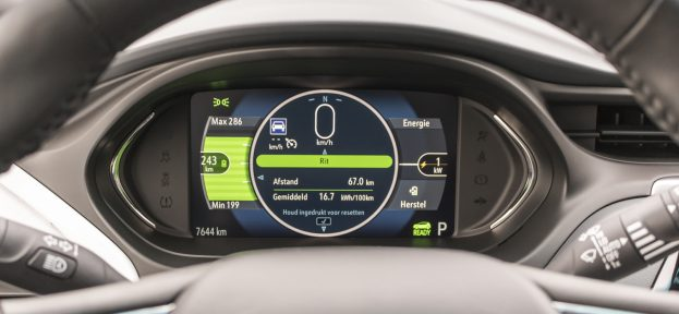 Opel Ampera-e review interieur
