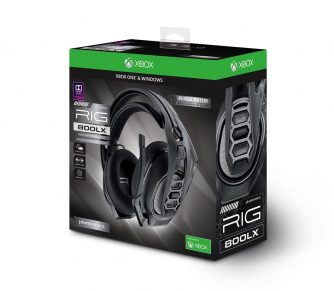 Rig 800 LX Headset