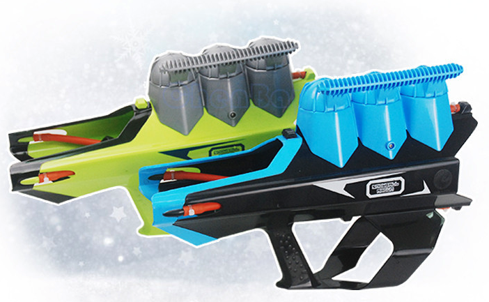 Sneeuwbal geweer kanon