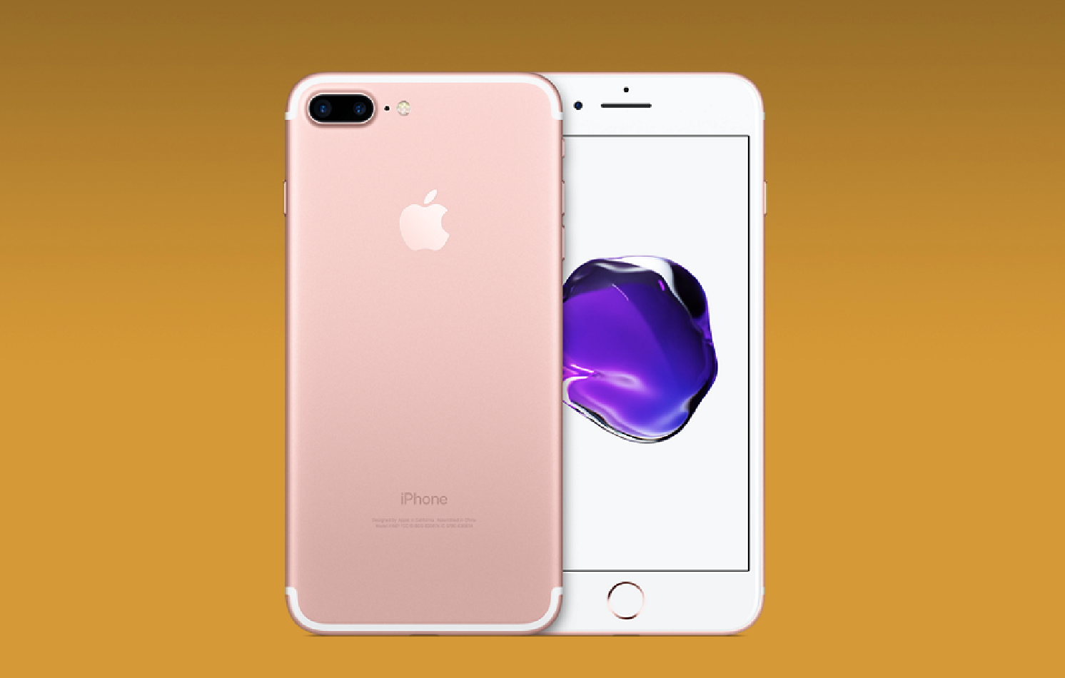 Apple iPhone 7 Plus WANT Awards