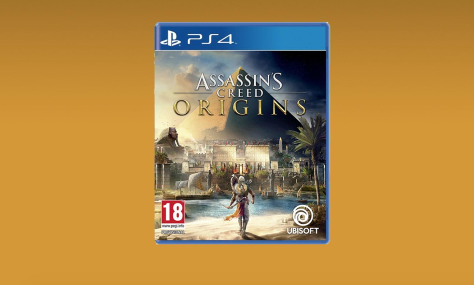Assassins Creed Origins Playstation 4