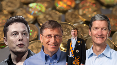 Bill Gates Bitcoin biljonair