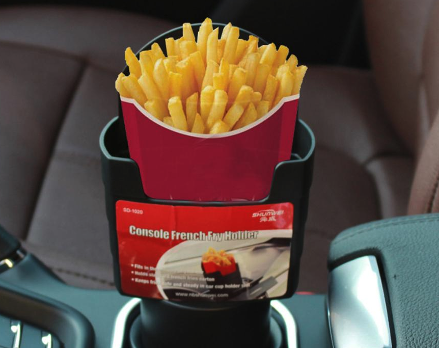 Car Fries Holder aliExpress