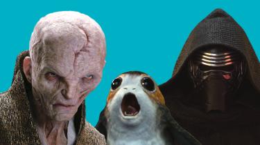 The Last Jedi Star Wars Snoke