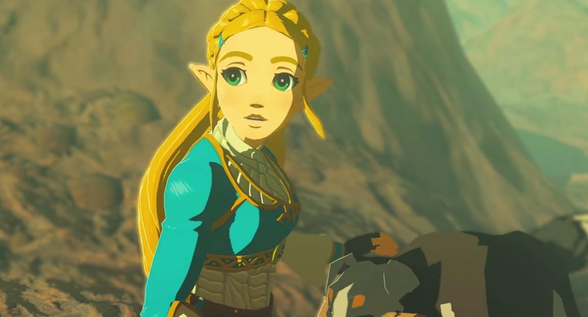 Zelda Breath of the Wild Champions Ballad DLC Screenshots