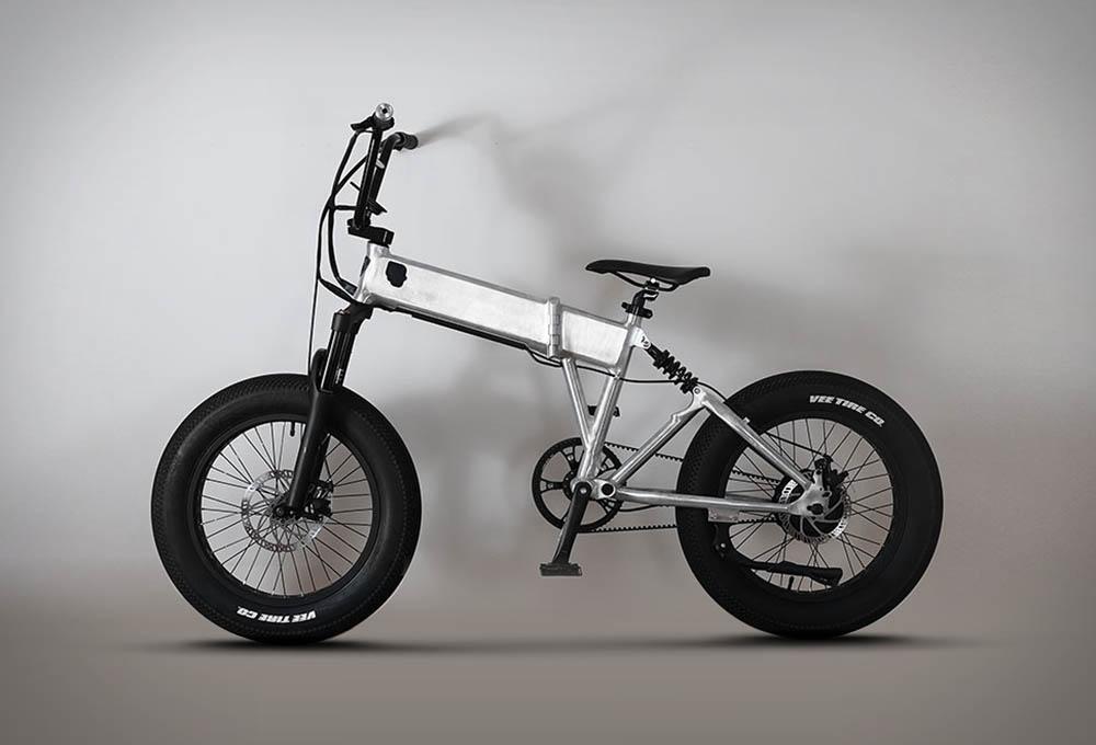 Billy elektrische BMX