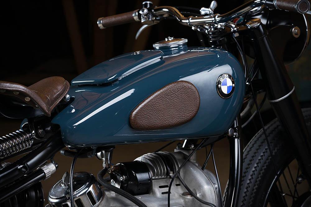 BMW R51/2 Restomod