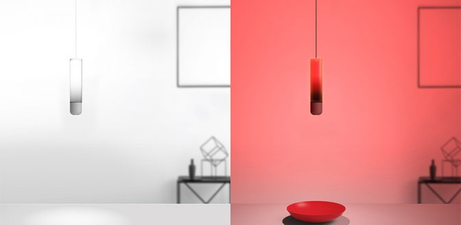 Color Swing sfeerlamp