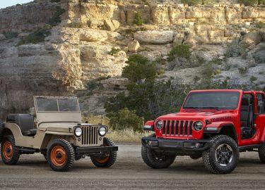 Ook De Jeep Wrangler Moet Eraan Geloven En Krijgt Een Elektrische