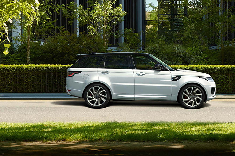 range rover komt met steeds meer hybride auto 39 s want. Black Bedroom Furniture Sets. Home Design Ideas