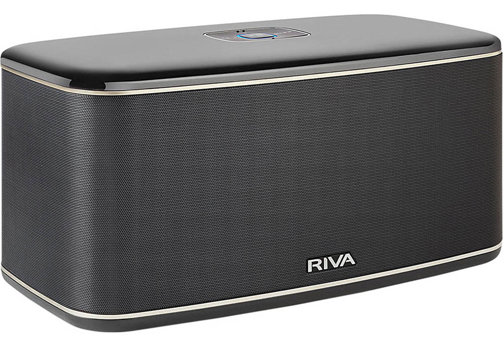 Riva Festival Chromecast speaker