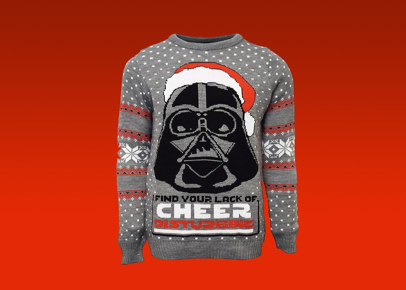 Kersttrui 20 Euro.Want Christmas 10 Star Wars Gadgets Voor Elke Fan