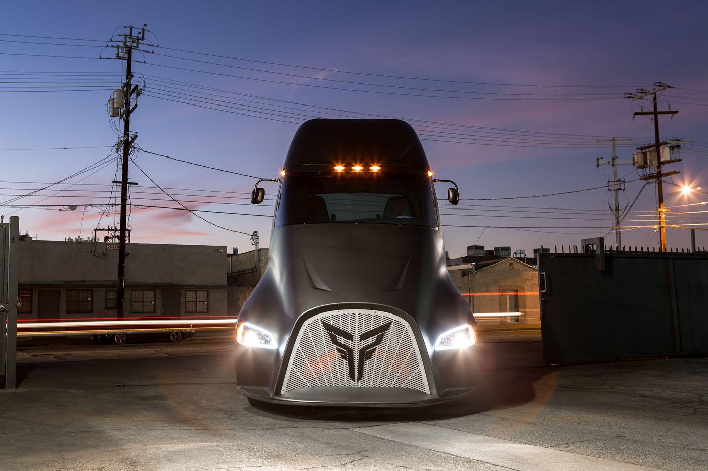 Thor Trucks elektrische truck