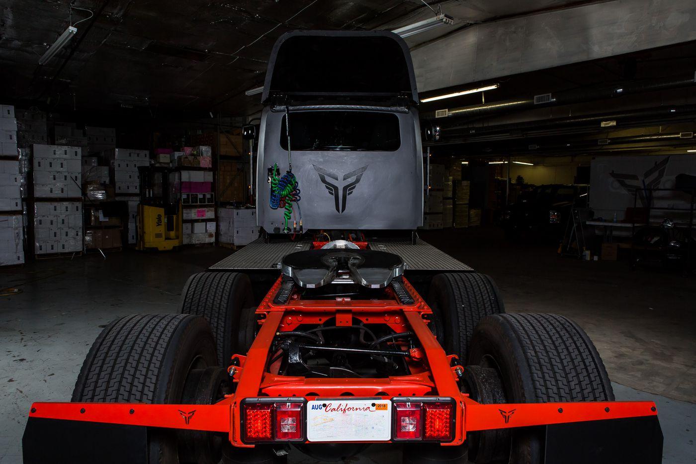 Thor Trucks ET-One elektrische vrachtwagen