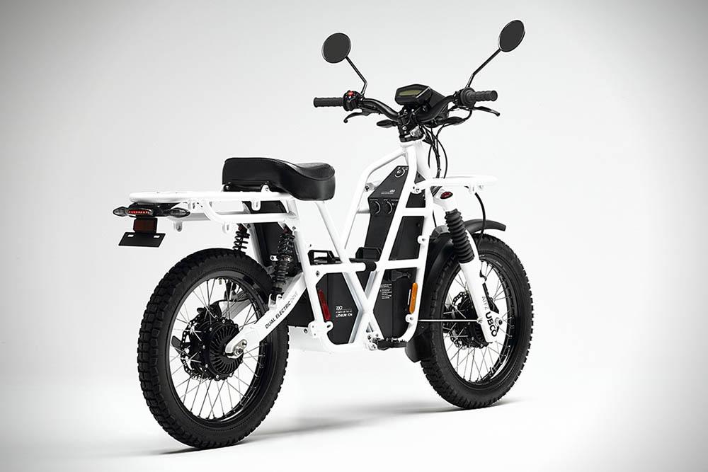 UBCO 2 x 2 elektrische fiets
