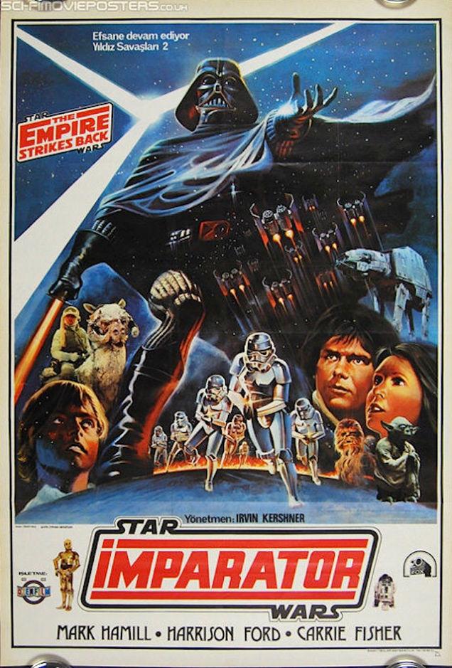 Citaten Uit Star Wars : De nostalgische en bizarre wereld van buitenlandse star