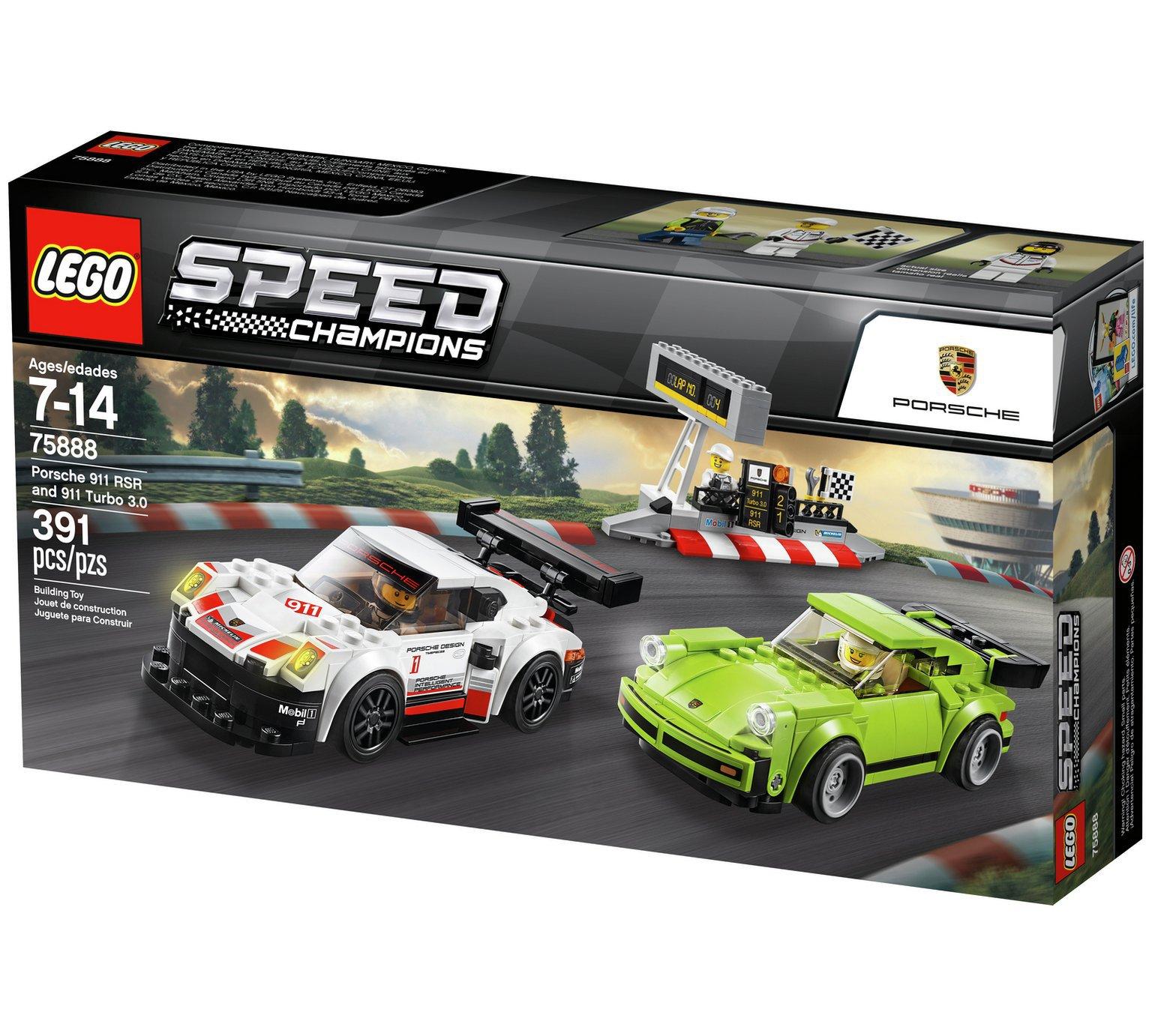 voor de racefans de nieuwe 2018 lego speed champions sets want. Black Bedroom Furniture Sets. Home Design Ideas