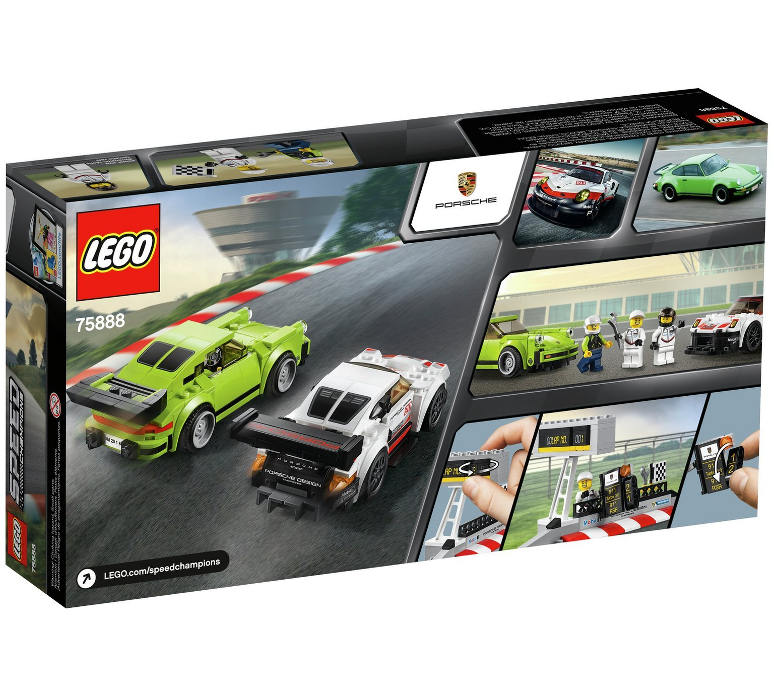 voor de racefans de nieuwe 2018 lego speed champions sets want. Black Bedroom Furniture Sets. Home Design Ideas