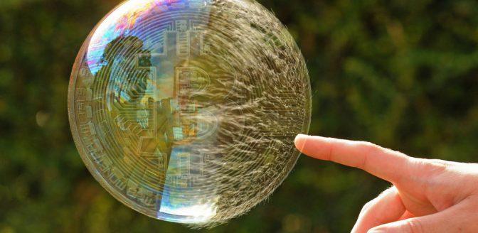 Bitcoin Bubbel