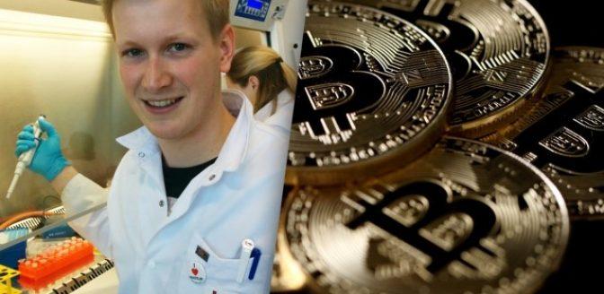 Sander Wuyts Bitcoin DNA