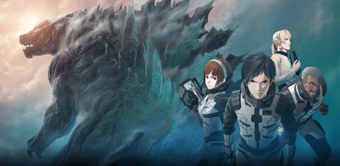 Godzilla: Planet of the Monsters komt naar Netflix