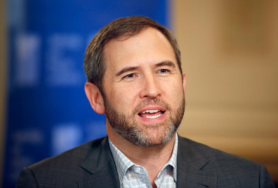 Brad Garlinghouse Ripple Cryptocoin