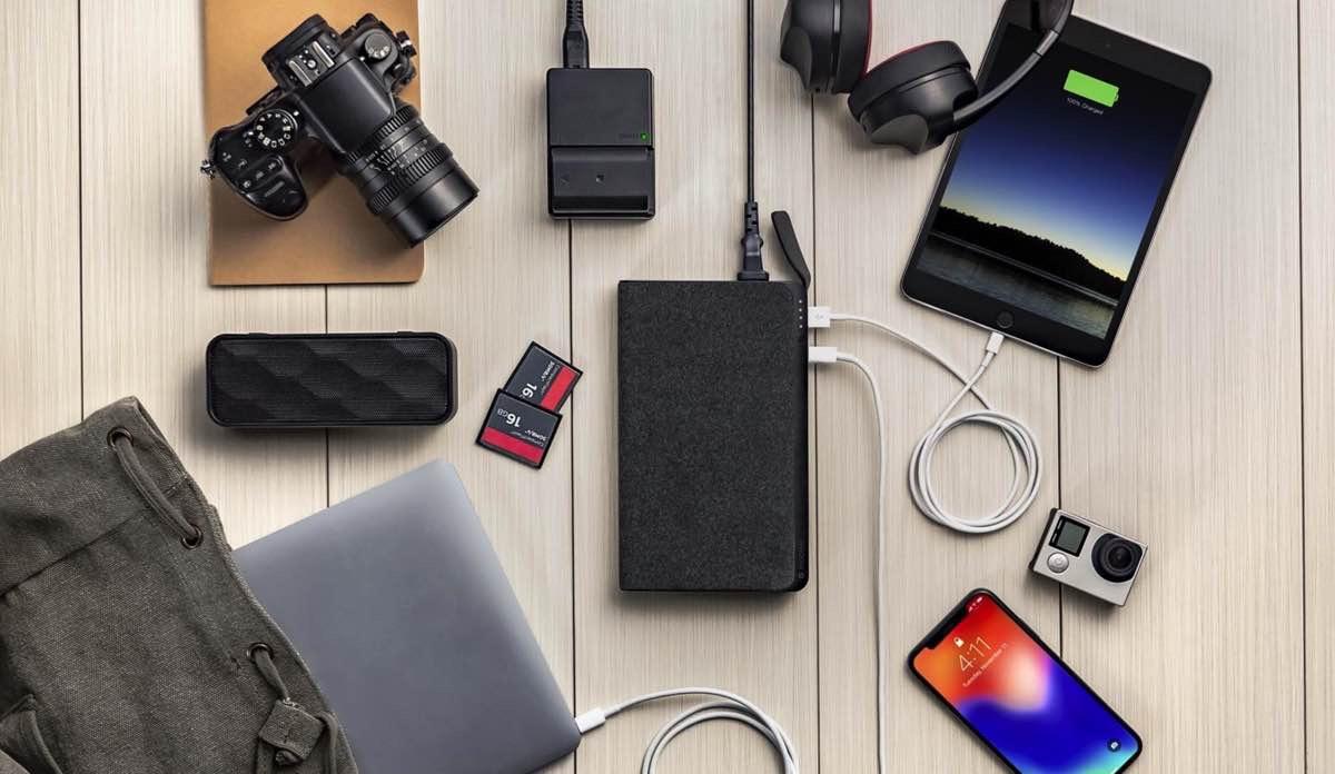draagbare batterij