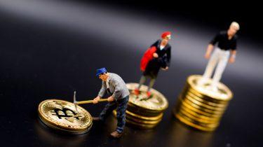 Bitcoin miners