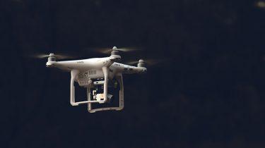 Camera drone fotografie
