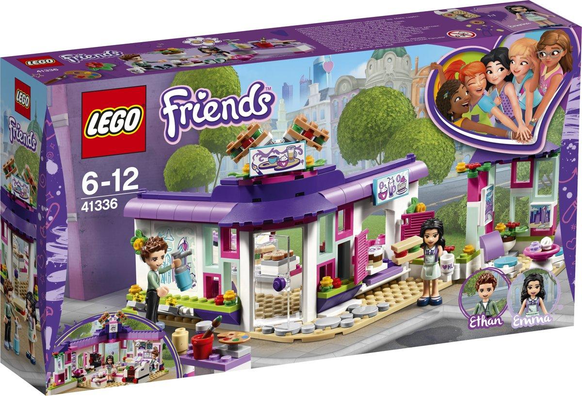Dit zijn de vijf leukste lego friends sets van want
