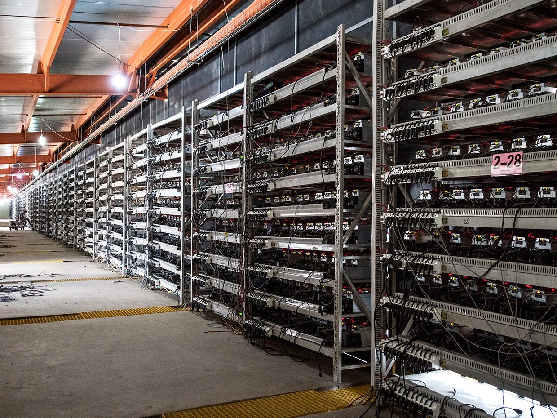 Bitcoin china cryptocoin energie