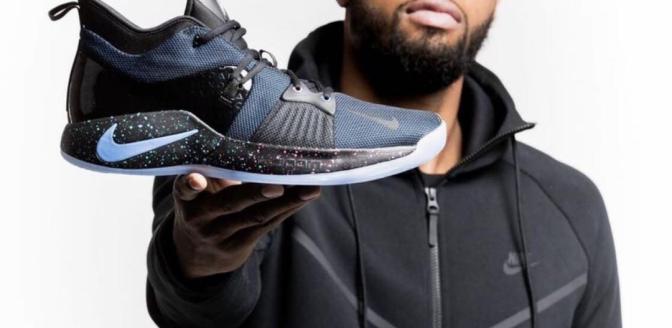 Paul George Nike PG-2 Sneakers
