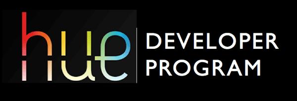 Philips Hue developer program