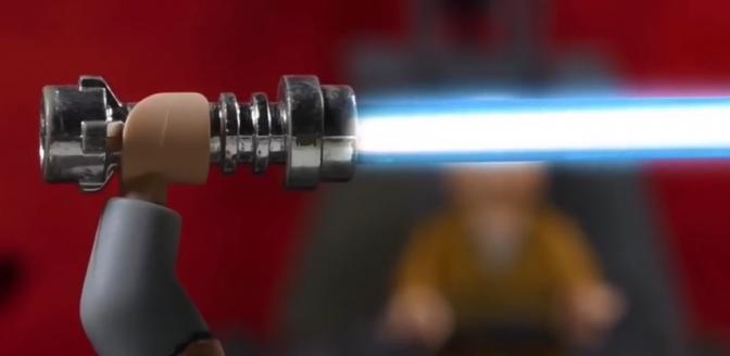 Star Wars: The Last Jedi Lego