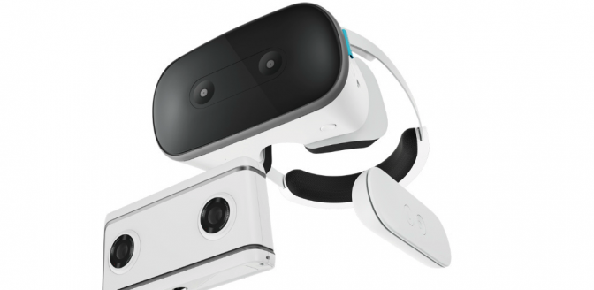 Lenovo Mirage Solo Virtual reality
